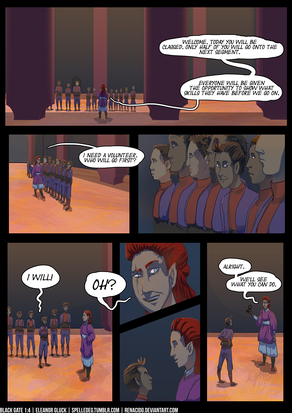 Easy: Page 4