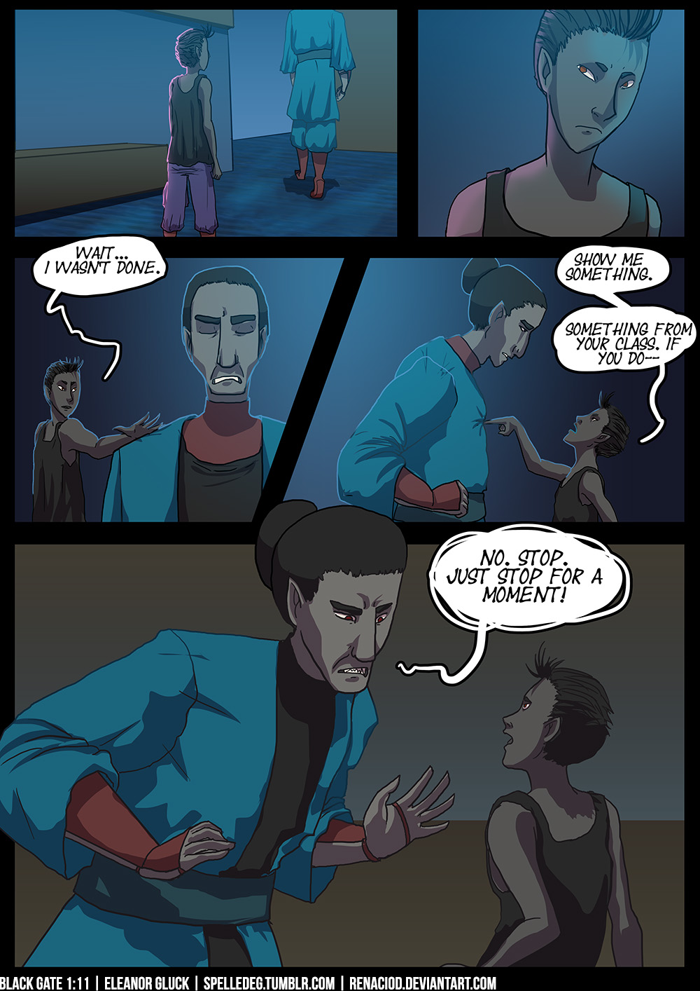 Easy: Page 11