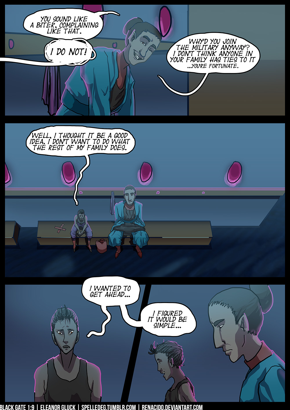 Easy: Page 9