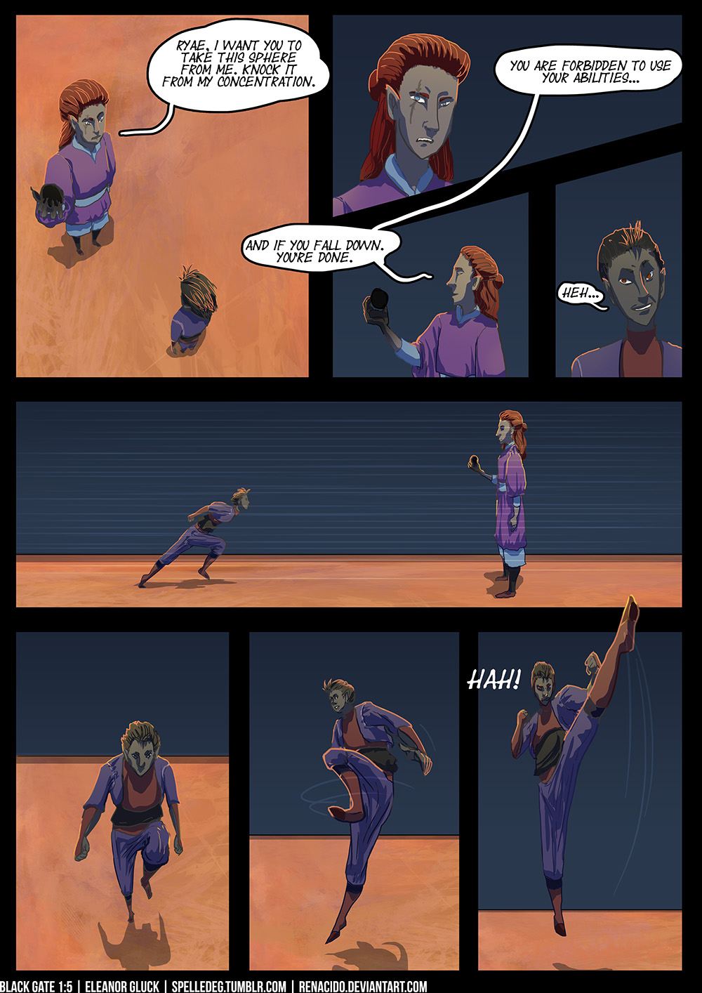 Easy: Page 5