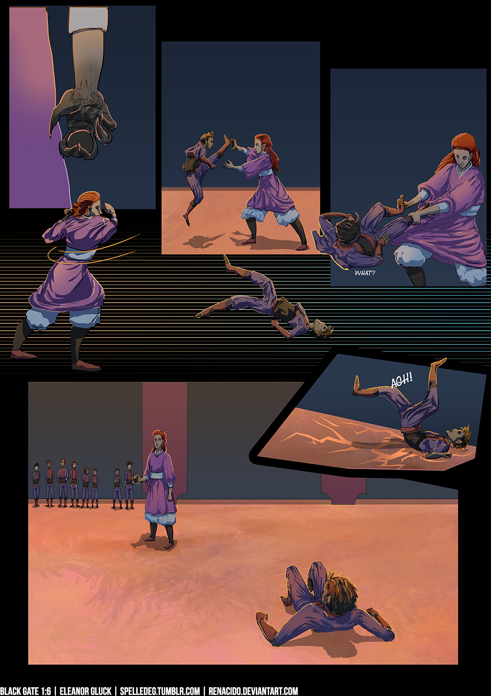 Easy: Page 6
