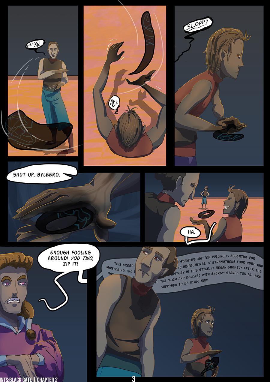 Best Laid Plans: Page 3