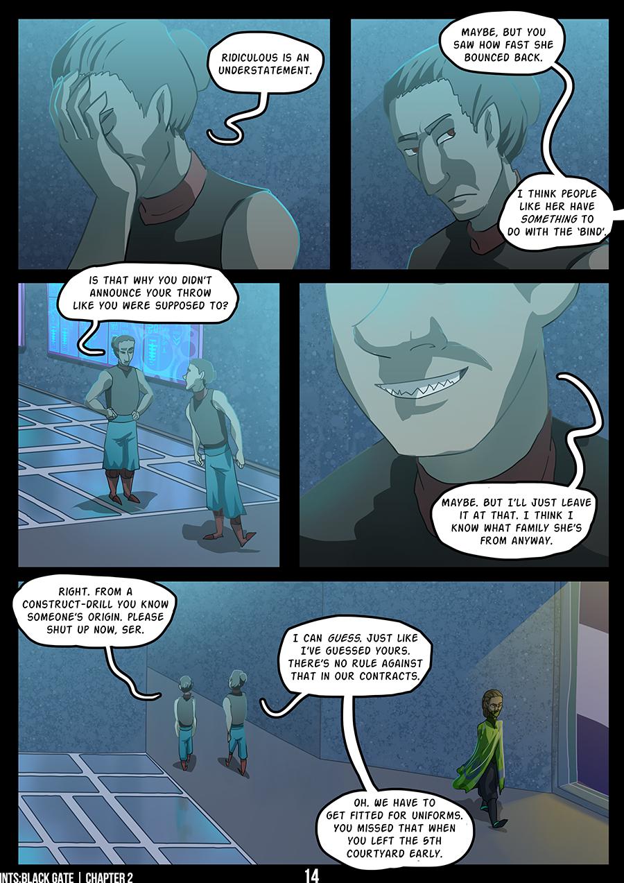 Best Laid Plans: Page 14