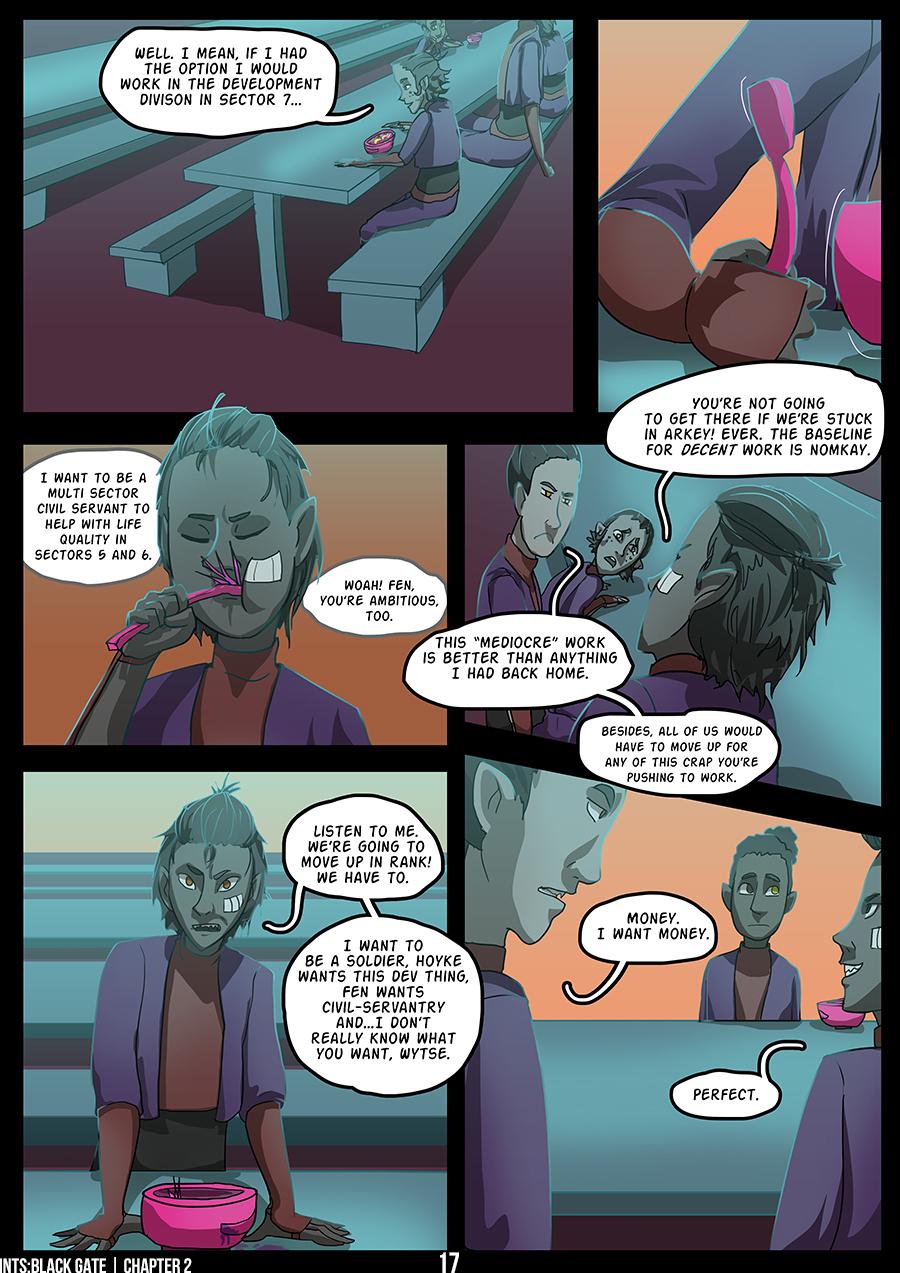 Best Laid Plans: Page 17