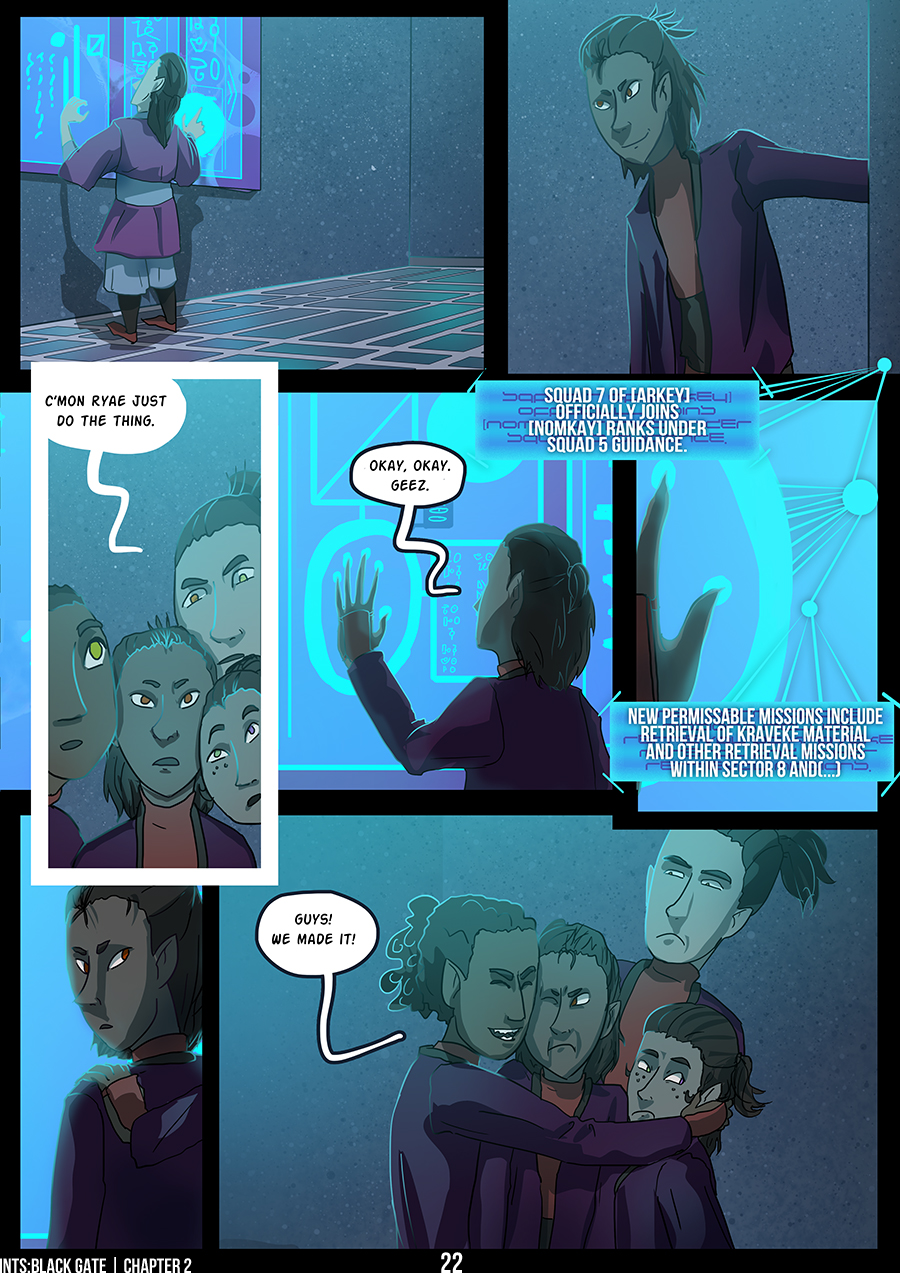 Best Laid Plans: Page 22