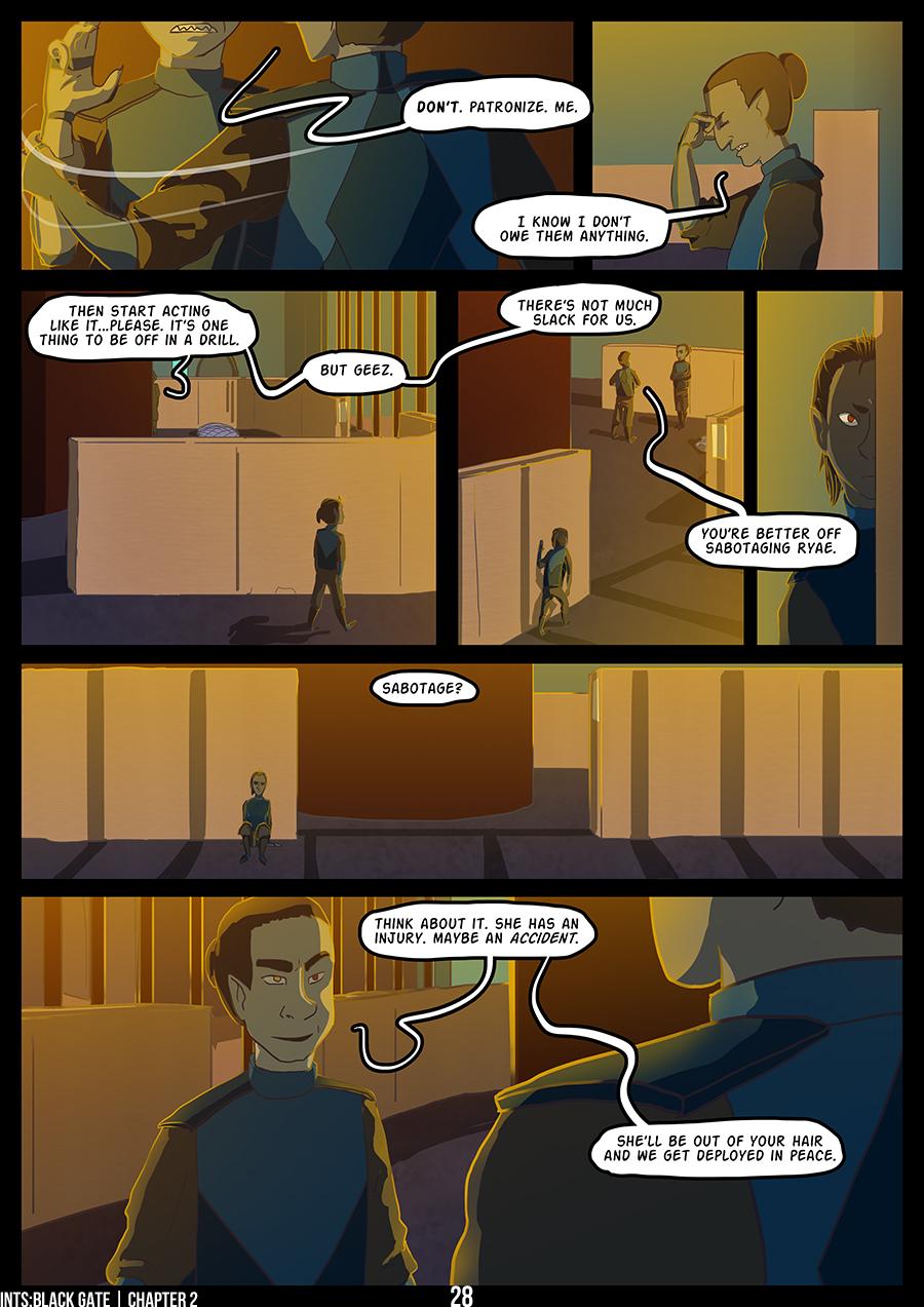 Best Laid Plans: Page 28