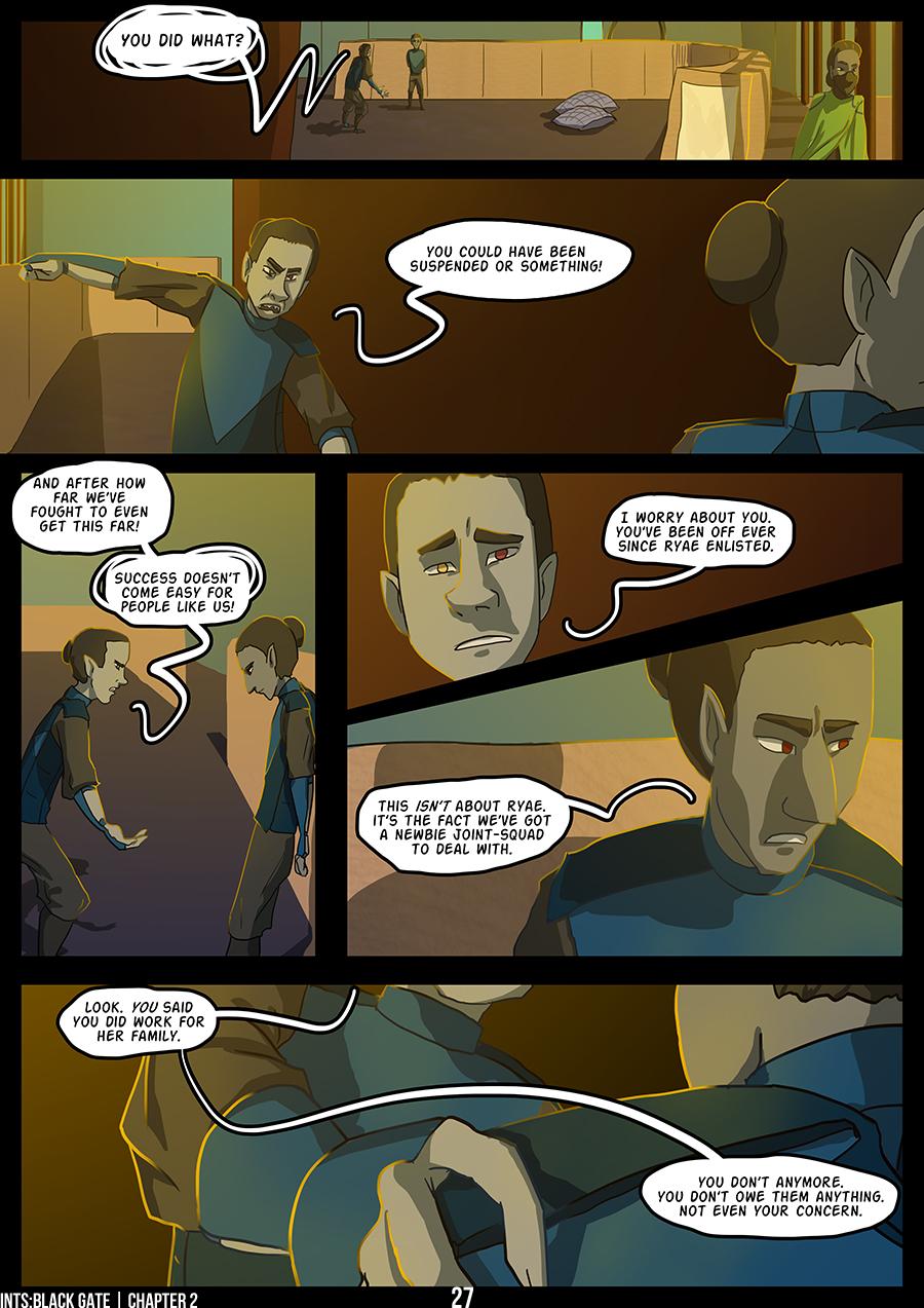 Best Laid Plans: Page 27